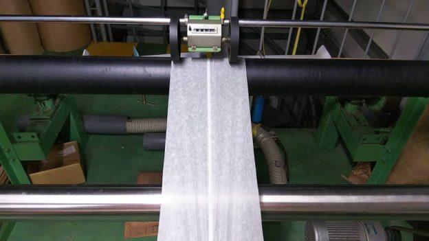 スリット スリッター 紙加工 和紙加工