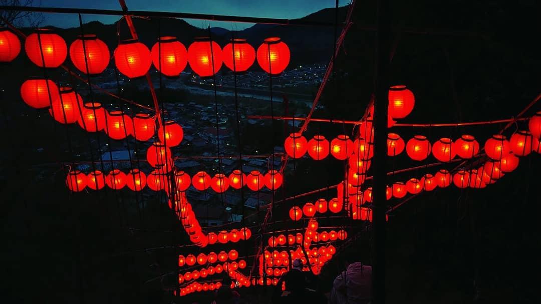 台湾 九分 千と千尋の神隠し 屋台